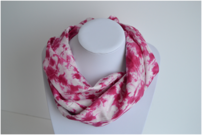 Foulard en soie collection Harmonie