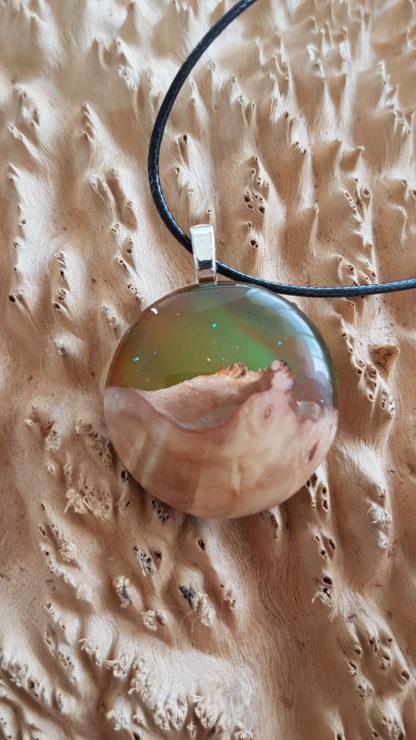 Pendentif Collection Aurore boreale