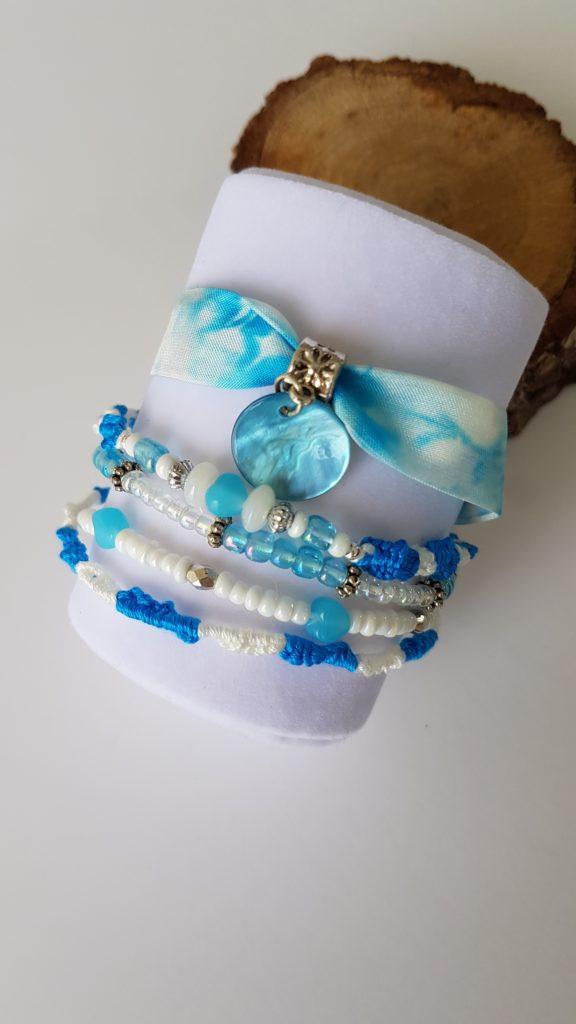 """Bracelet collection """"Envie de vacances"""""""